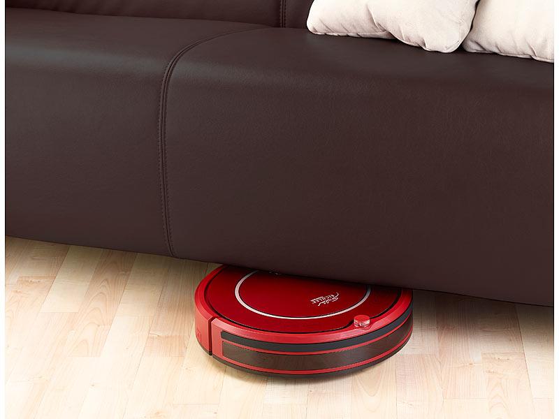 sichler haushaltsger te staubsauger roboter pcr 3550uv mit. Black Bedroom Furniture Sets. Home Design Ideas