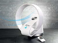 sichler rotorloser ventilator rov 450 zum stellen oder zur wandmontage. Black Bedroom Furniture Sets. Home Design Ideas