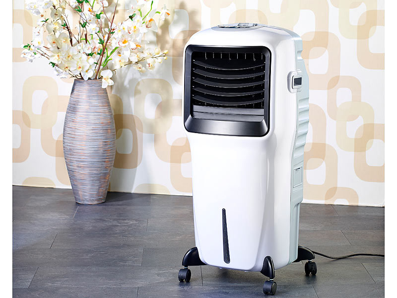 sichler haushaltsger te verdunstungs luftk hler mit ionisator lw 550 180 watt. Black Bedroom Furniture Sets. Home Design Ideas