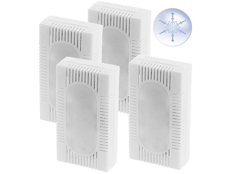 Kühlschrank Geruchsneutralisierer : Sichler haushaltsgeräte er set in kühlschrank frisch gegen