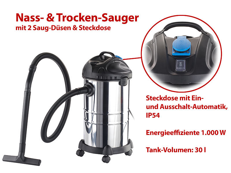 ; 2in1-Saug- & Bodenwisch-Roboter