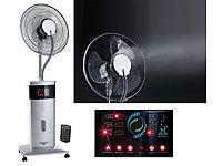 Kühlschrank Ionisator : Sichler haushaltsgeräte kühl ventilator mit sprühnebel ionisator